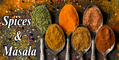 Spices masala